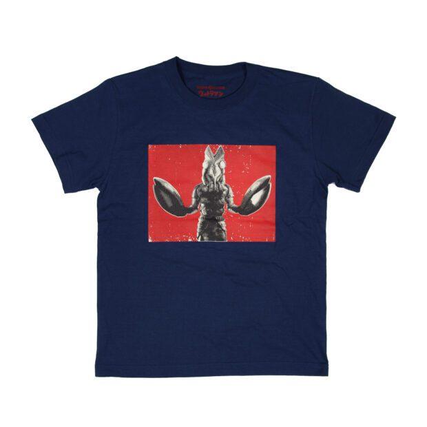 ウルトラマンシリーズ バルタン 星人 プリント Tシャツ