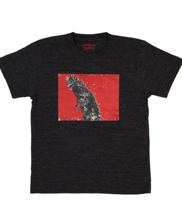 ウルトラマンシリーズ ベムラー グラフィック Tシャツ