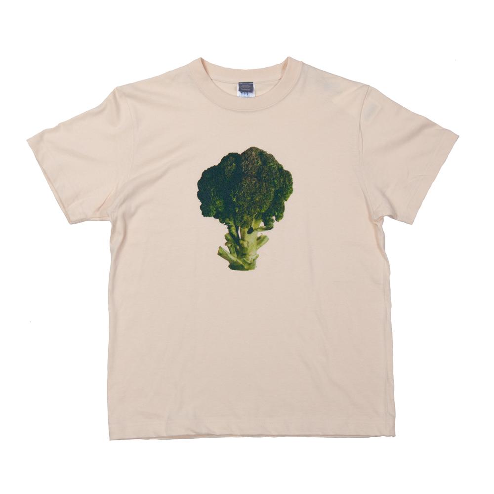 ブロッコリー ユニセックス Tシャツ