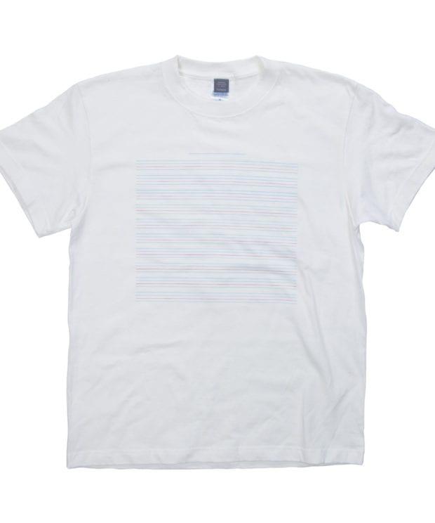 英語ノート プリント Tシャツ