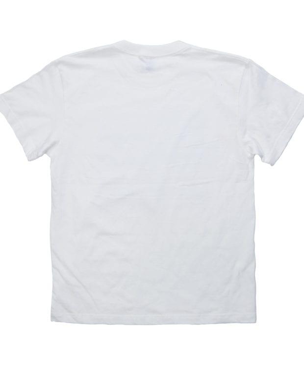 英語ノートTシャツ バック