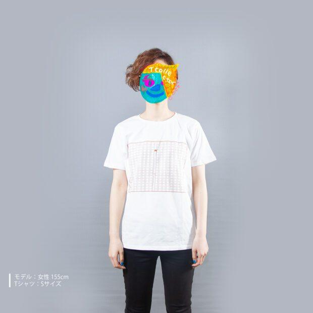 原稿用紙 おもしろデザイン Tシャツ
