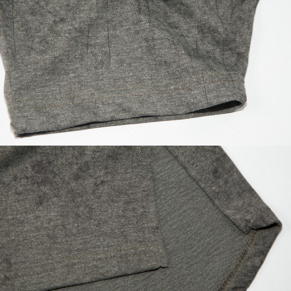 軍手 ワンピース レディースフリーサイズ 袖 裾 拡大