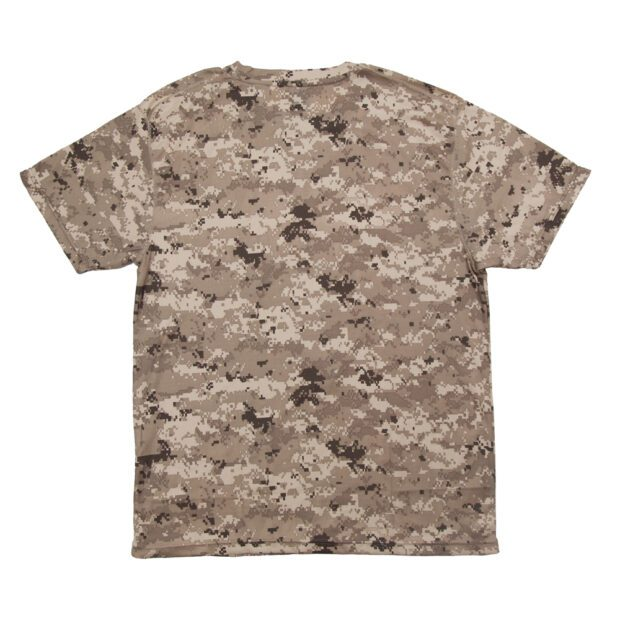 軍手 ドライクール ユニセックス Tシャツ バック