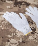軍手 ドライクール ユニセックス Tシャツ シルクスクリーン印刷 拡大