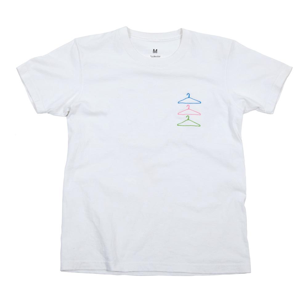 ハンガーセット ユニセックス Tシャツ