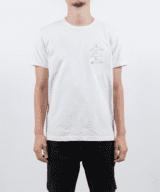 ハンガーセットTシャツ男性モデル正面