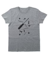 工具一式 ユニセックス Tシャツ