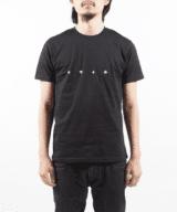Spade Heart Diamond CloverTシャツ男性モデル正面