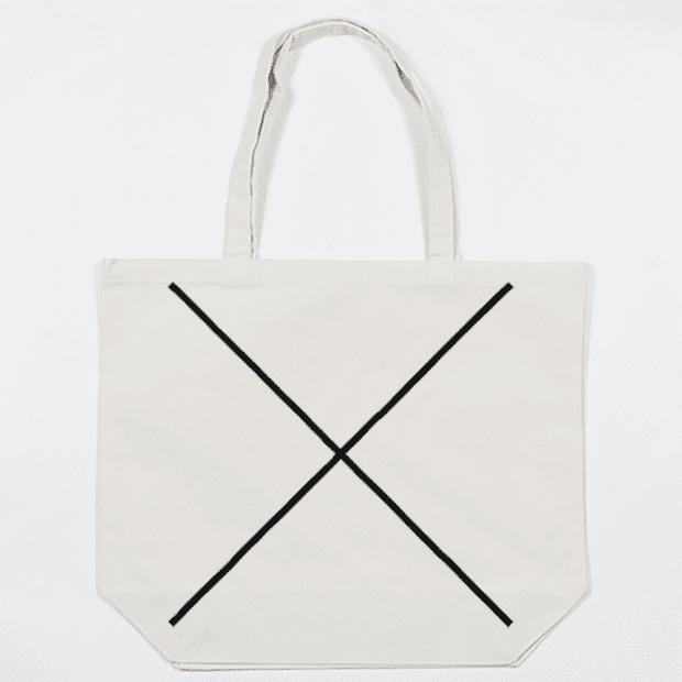 X トートバッグ