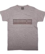 算盤 ユニセックス Tシャツ