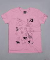 動物 百科 Tシャツ