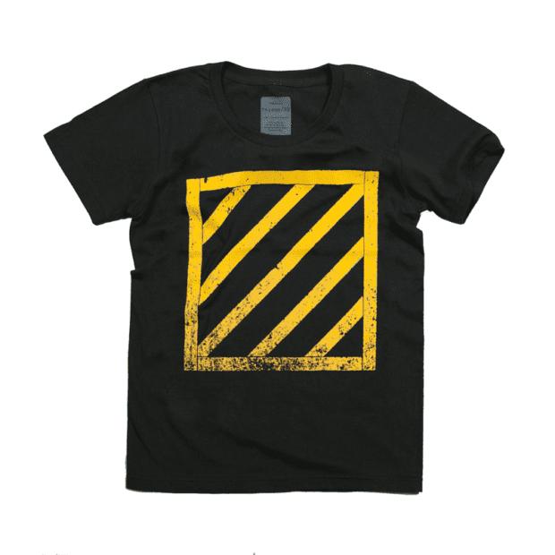 安全地帯 デザインTシャツ