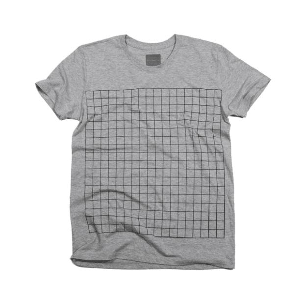 碁盤 Tシャツ