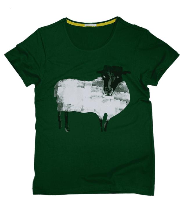 羊2 イラスト Tシャツ 未年