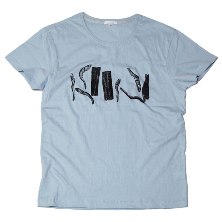出汁 おもしろTシャツ