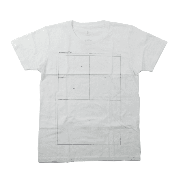 A3, A4, A5, A6 おもしろTシャツ