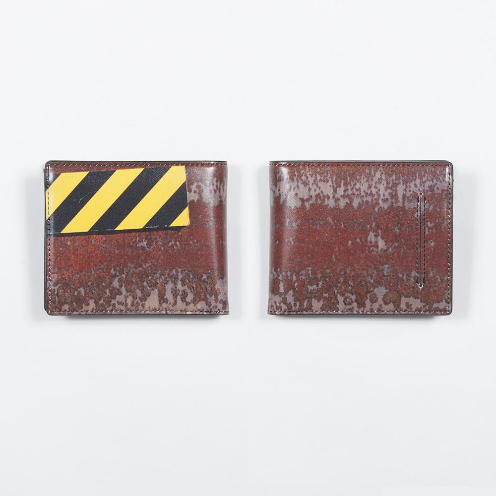 ガードレール 財布