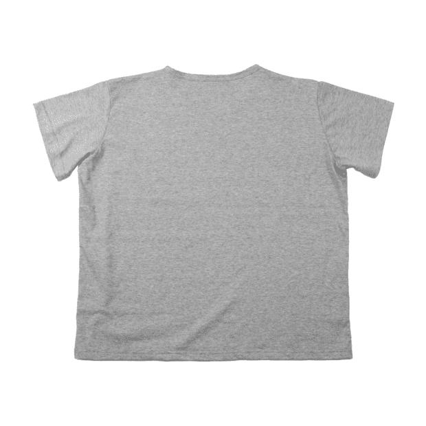 工具一式 ビッグシルエット レディース Tシャツ バック