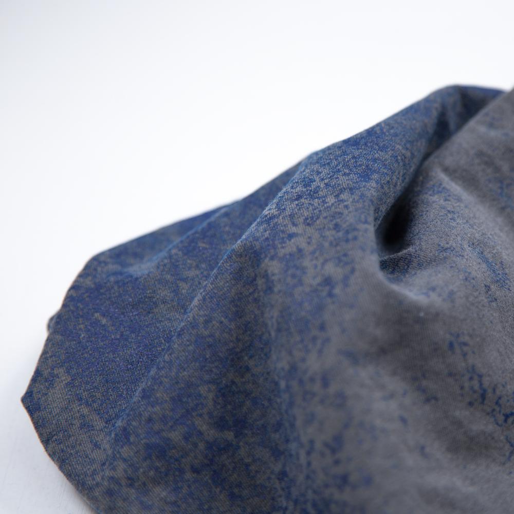 青カビTシャツ シルクスクリーン印刷 拡大2