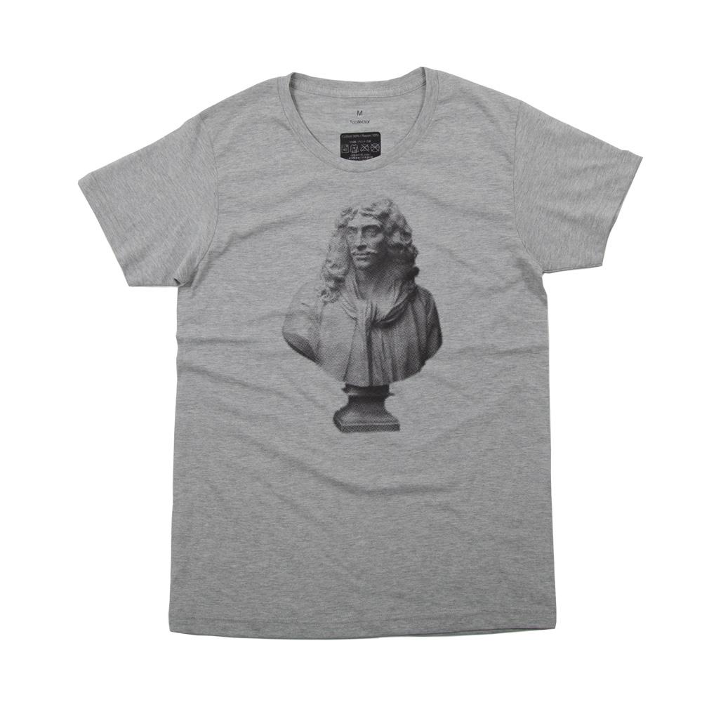 石膏 モリエール Tシャツ