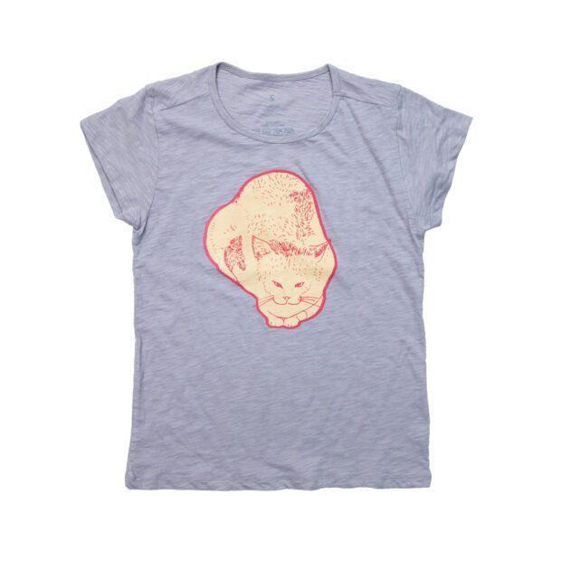 猫 ユニセックス Tシャツ