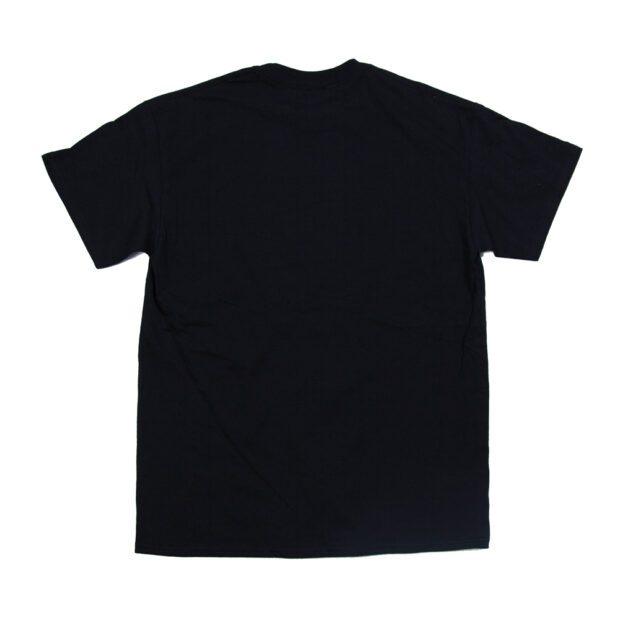 日食Tシャツ ボディーバック