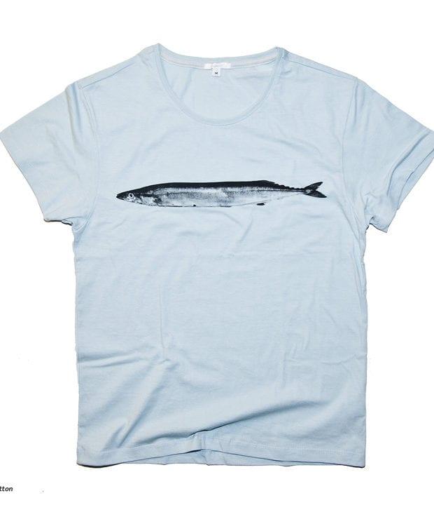 さんま ユニセックス Tシャツ