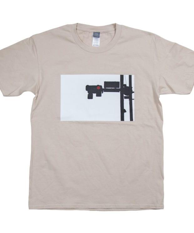赤信号 ユニセックス Tシャツ