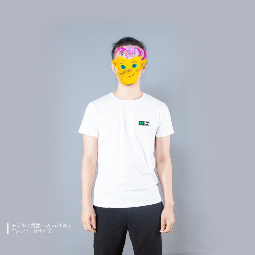 開と閉 ユニセックス Tシャツ