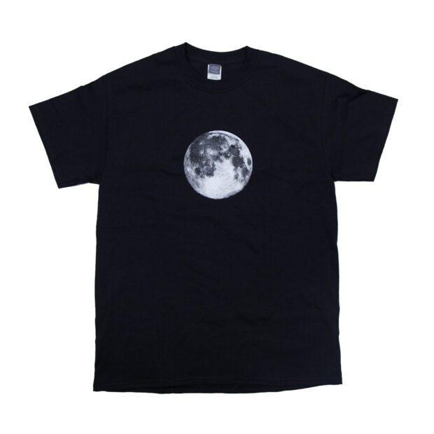 月の裏 ユニセックス Tシャツ
