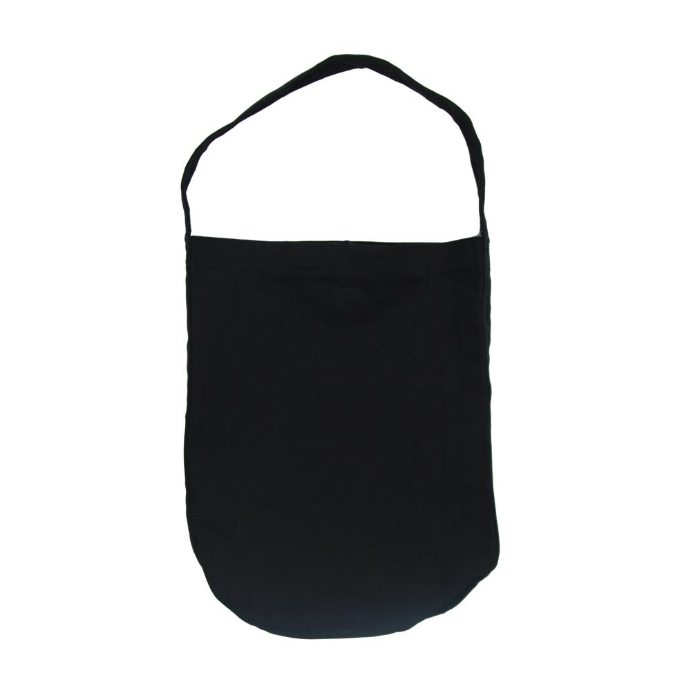 輪ゴム キャンバス ワンショルダー バッグ バッグ全体