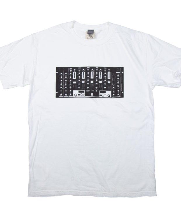 音楽 DJ ミキサー 2 デザインTシャツ