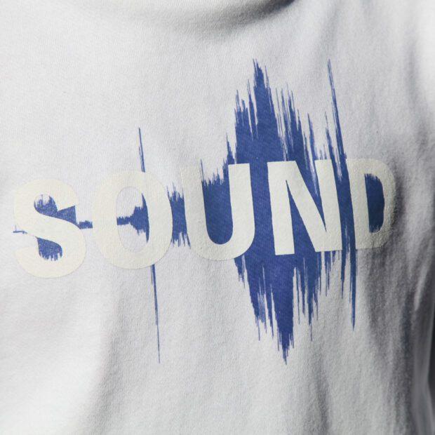 sound Tシャツ 拡大