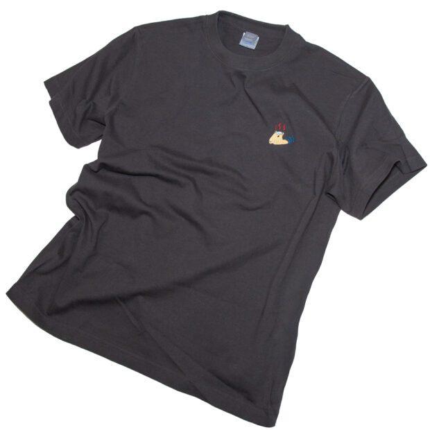 カビバラ 刺しゅう Tシャツ