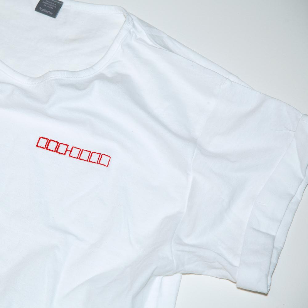 郵便番号 レディース Tシャツ 拡大