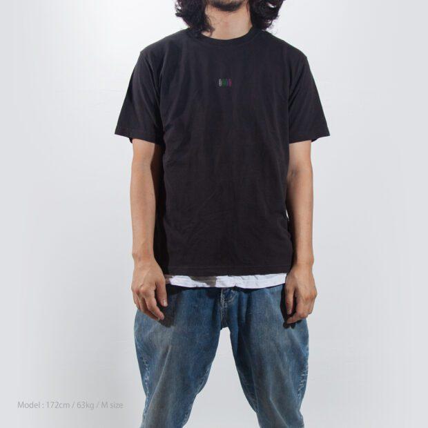 4カラー クリップTシャツ