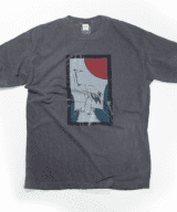 花札1月 Tシャツ