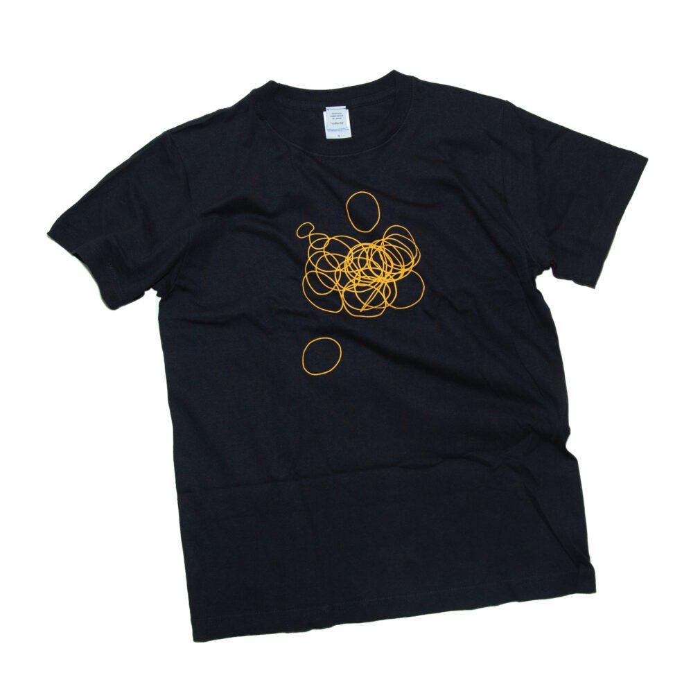 輪ゴムTシャツ