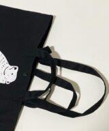 シロクマのトートバッグ