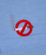 禁煙マークポロシャツ