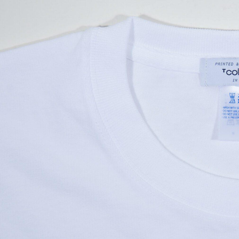 郵便局 郵便ポストの刺繍Tシャツ